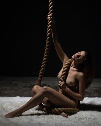 big rope Artistic Nude Photo by Photographer biffjel