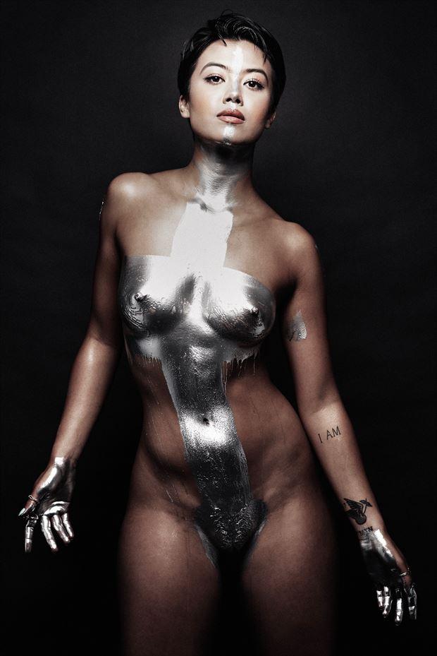 bill strome artistic nude photo by model thedarkmotherkali