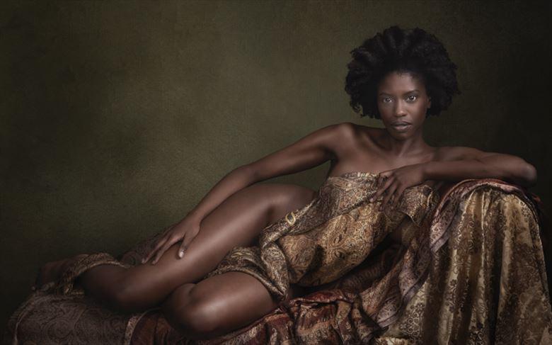 bilquis queen of sheba artistic nude photo by model faith vivien babirye