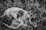 birth of the divine feminine artistic nude photo by photographer philip turner