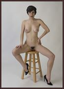 black heels artistic nude photo by photographer tommy 2 s