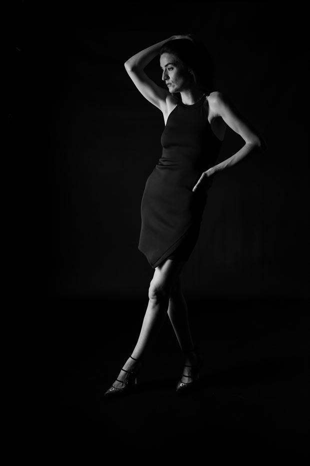 black on black studio lighting artwork by photographer gsphotoguy