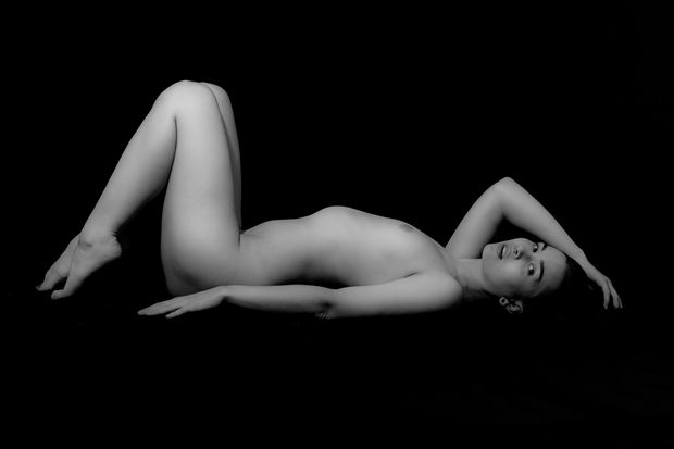 black white nude 1 artistic nude photo by photographer lamont s art works