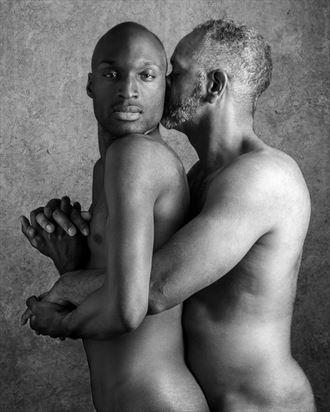 blaine and jaime artistic nude photo by photographer david clifton strawn