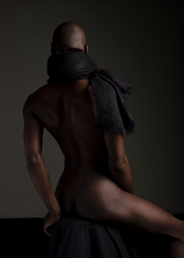 blaine artistic nude photo by photographer davidcliftonstrawn