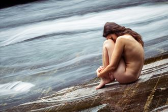 blending artistic nude photo by model jordane