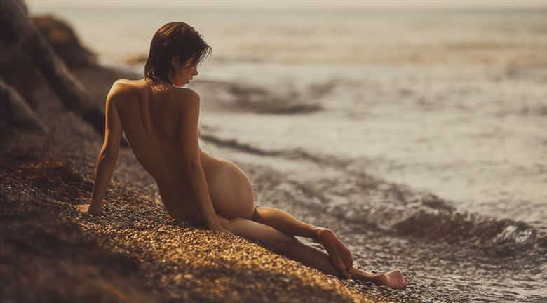 bliss artistic nude photo by photographer dml