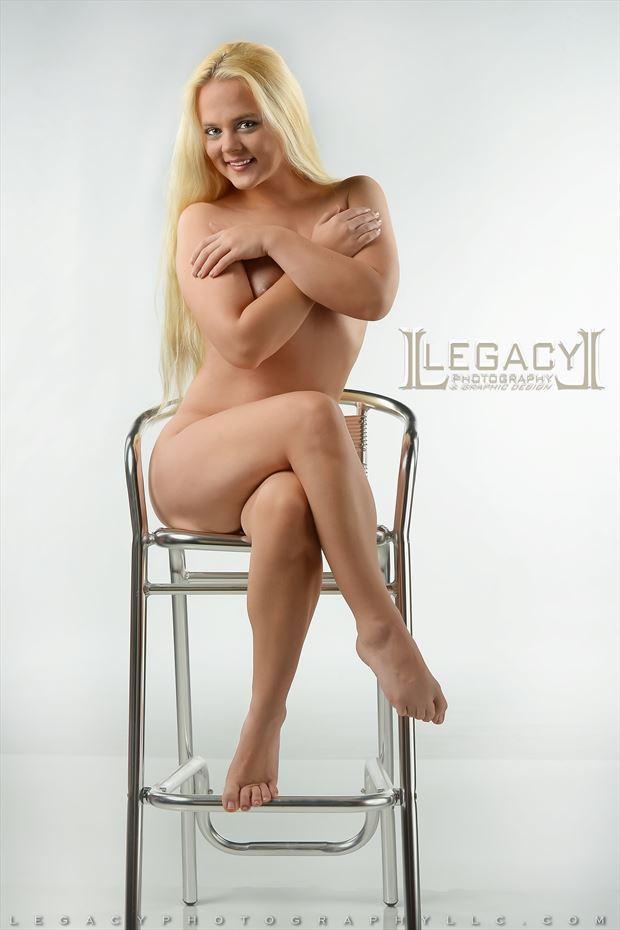 blonde ambition sensual photo by photographer legacyphotographyllc