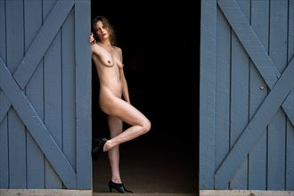 blu artistic nude photo by photographer mtnco