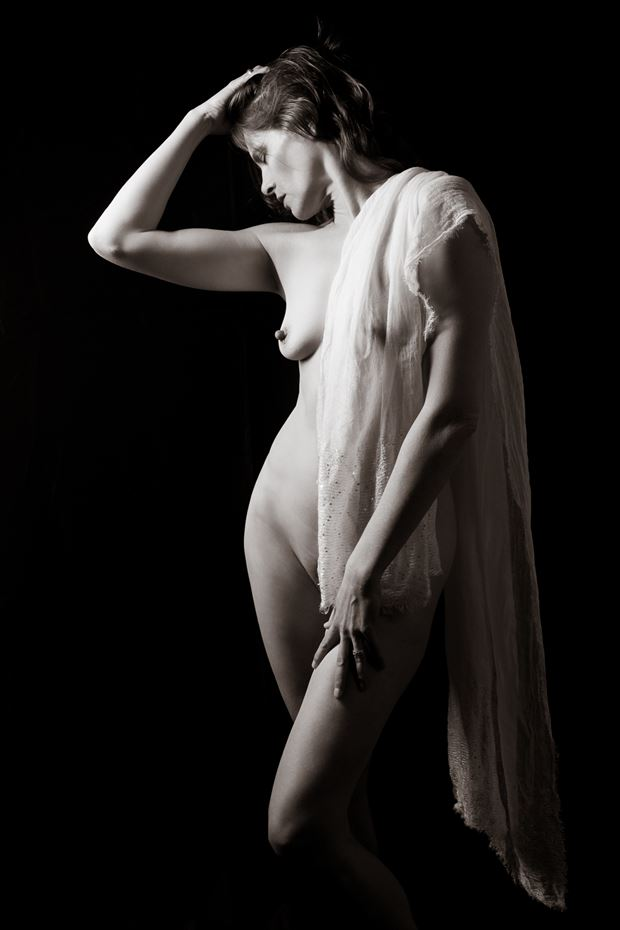 blu artistic nude photo by photographer mtnco photo
