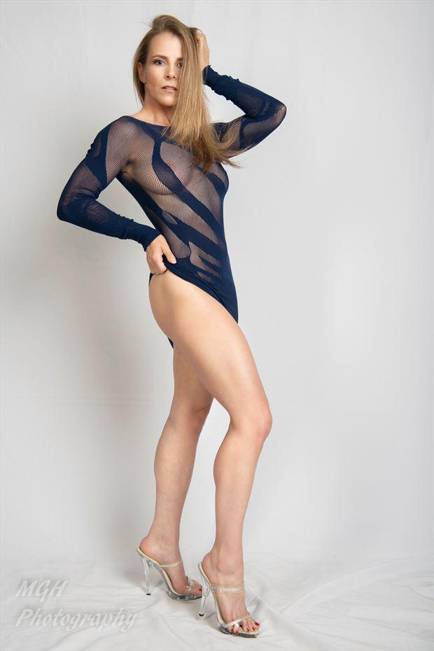 blue dress 1 sensual photo by photographer mghphotography