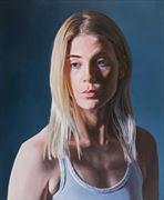 blues portrait artwork by artist bjornn