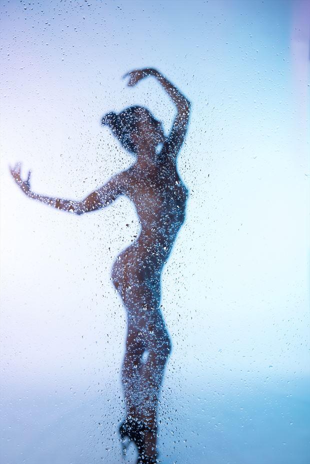 blur artistic nude artwork by photographer arcis