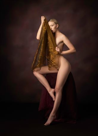 bobbi artistic nude photo by photographer rossomck