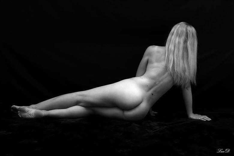 body artistic nude photo by model catherine doidge