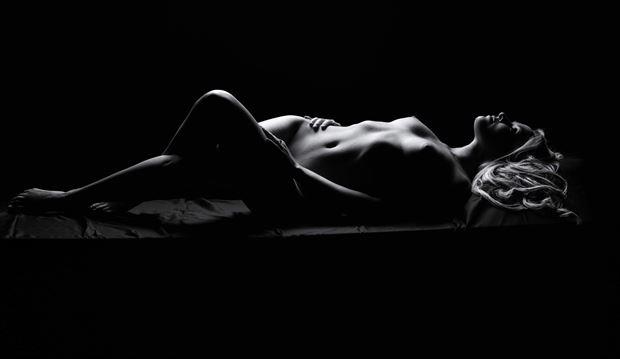 body artistic nude photo by model missmissy