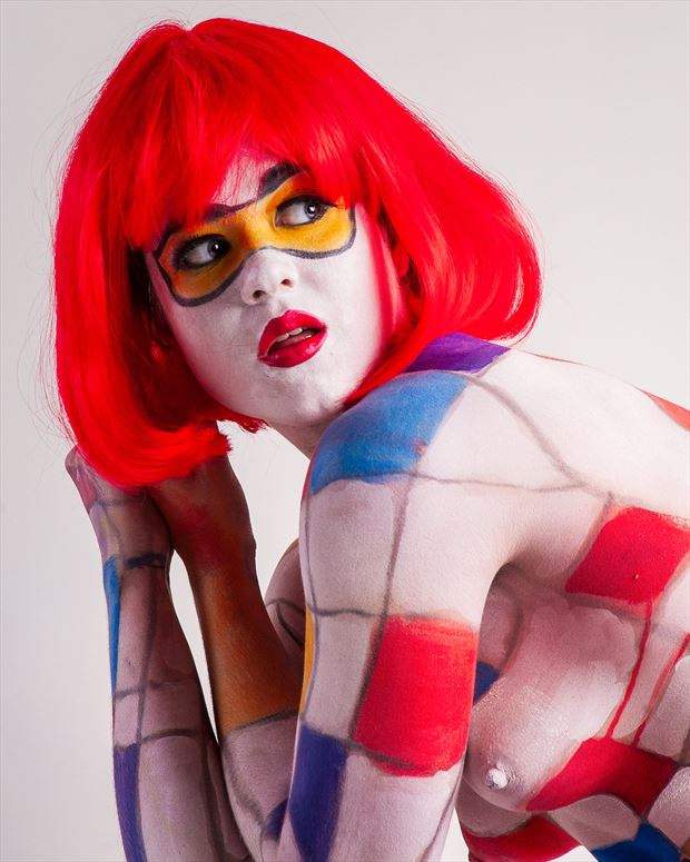 body painting photo by photographer krista m muller