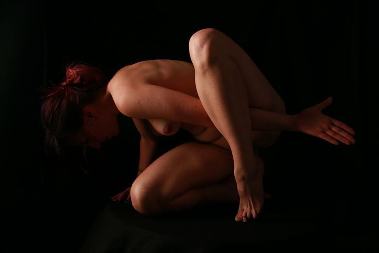 body trap by ian foster artistic nude photo by model iris suarez