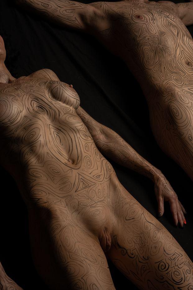 bodymap syb huck 031 artistic nude photo by photographer art studios huck
