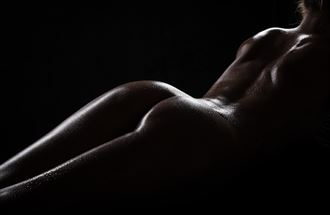 bodyscape artistic nude artwork by photographer eddie rogers