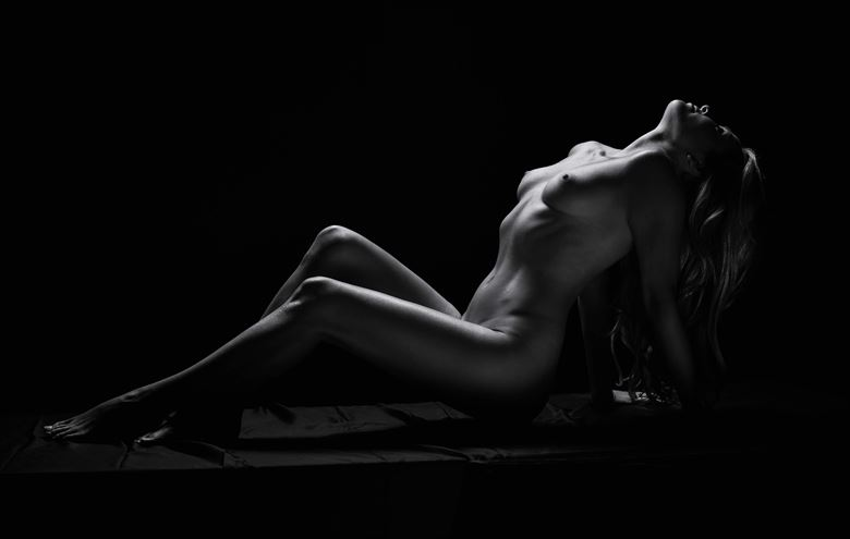 bodyscape artistic nude photo by model missmissy