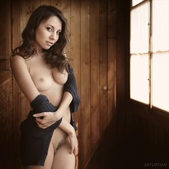 bonita Artistic Nude Photo by Artist Artofdan Photography