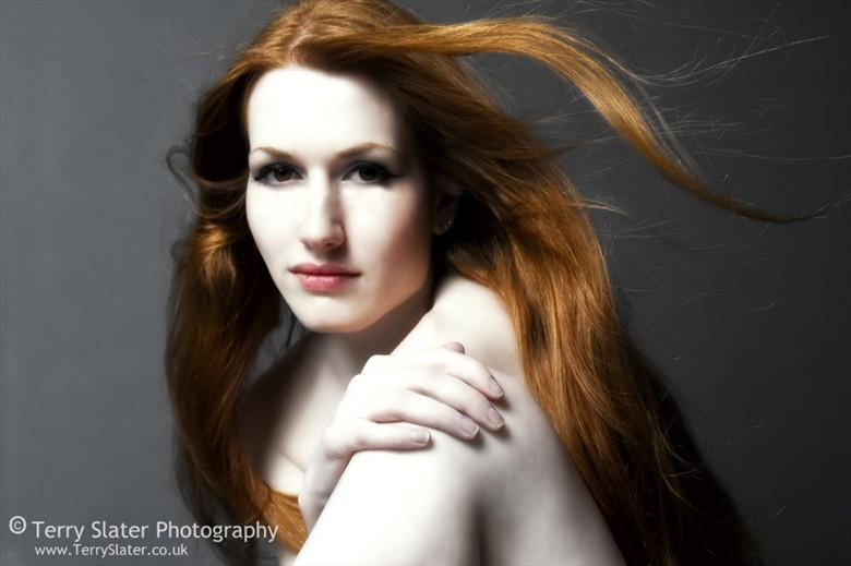 botticelli venus Portrait Photo by Photographer Terry Slater