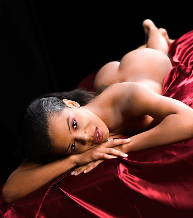 boudior 2020 artistic nude photo by photographer julian i