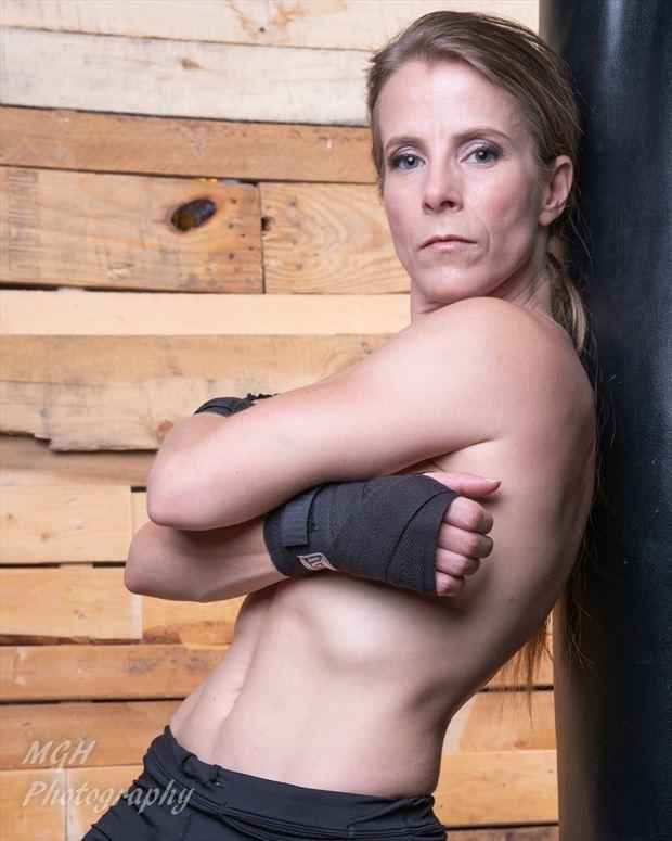 boxer 3 sensual photo by photographer mghphotography