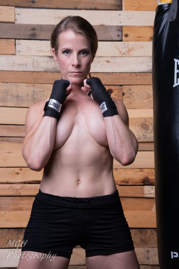 boxer sensual photo by photographer mghphotography