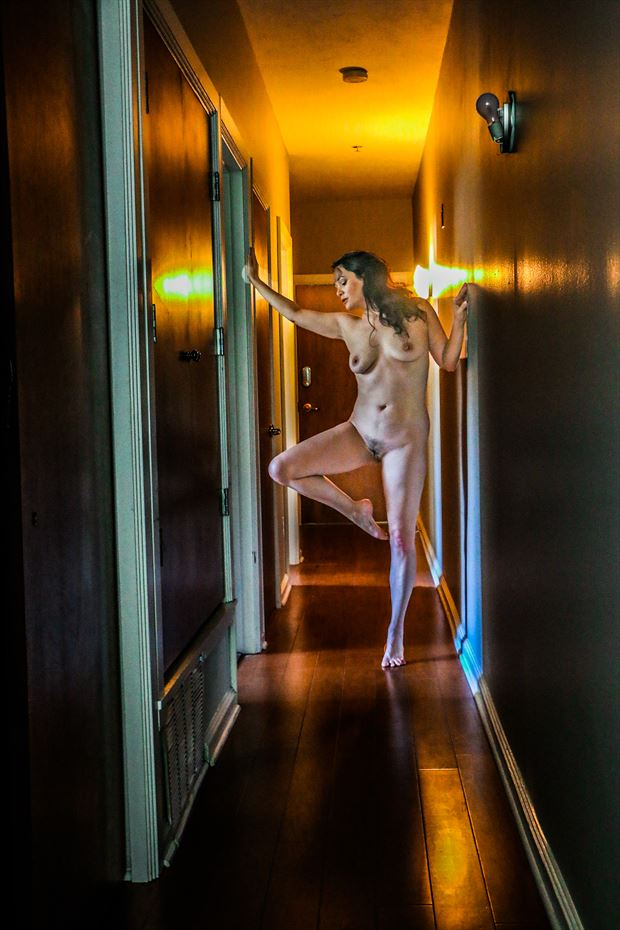 bree adams artistic nude photo by photographer robert l person