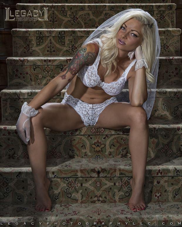 bridal boudoir tattoos photo by photographer legacyphotographyllc