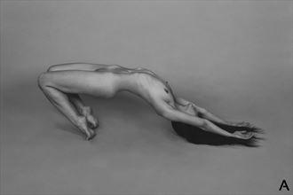 bridge artistic nude photo by photographer apetura