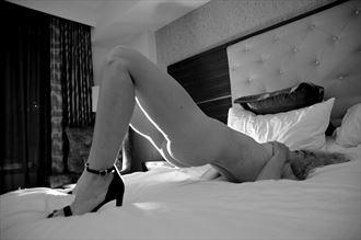 bridge artistic nude photo by photographer tim ash