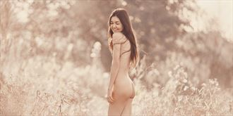 bright mood artistic nude photo by photographer dml