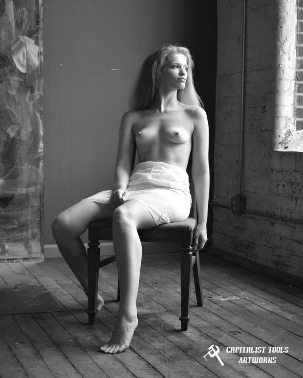 britney theater 1 artistic nude photo by photographer capitalist tools