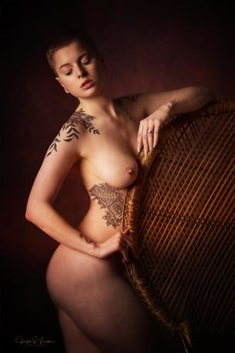 brittany artistic nude photo by photographer jsvimages