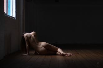 broken wings artistic nude photo by model lucyartmodel