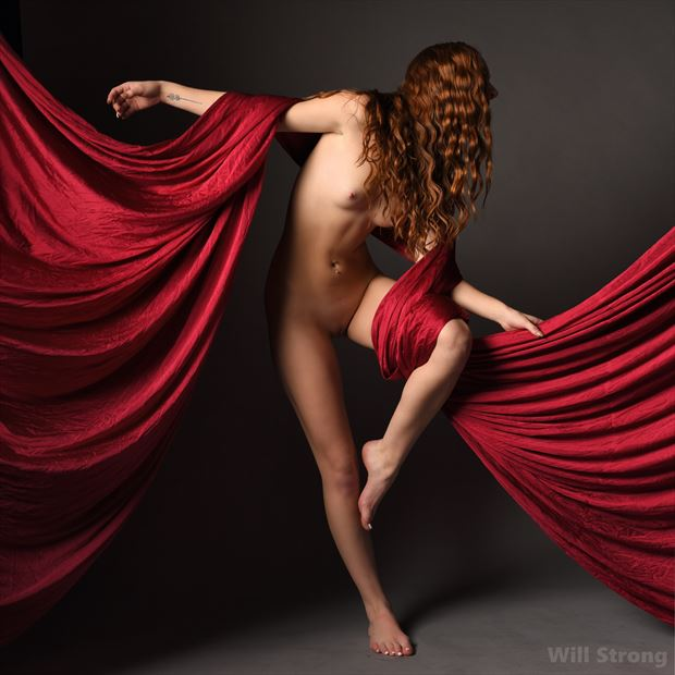 brook constrained artistic nude photo by photographer yb2normal