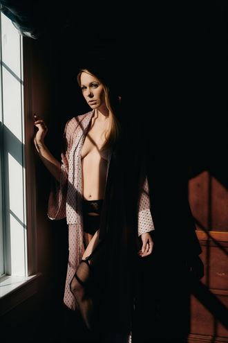 brooke in the light lingerie photo by photographer daniel tirrell photo