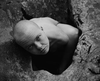 bug artistic nude artwork by photographer christopher ryan