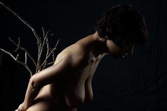 burden artistic nude photo by photographer ab union