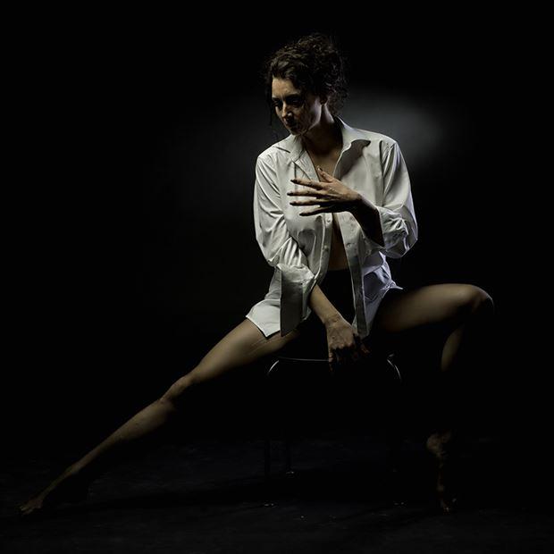 burlesque dancer 1 glamour photo by photographer josjoosten