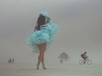 burning man nature photo by model april a mckay