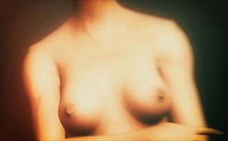 bust study artistic nude artwork by photographer fabio keiner