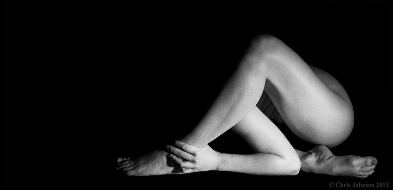 by C Johnsen Artistic Nude Photo by Model Olivia Odd