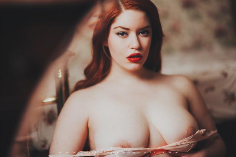 by Corwin Prescott Artistic Nude Photo by Model Sierra McKenzie