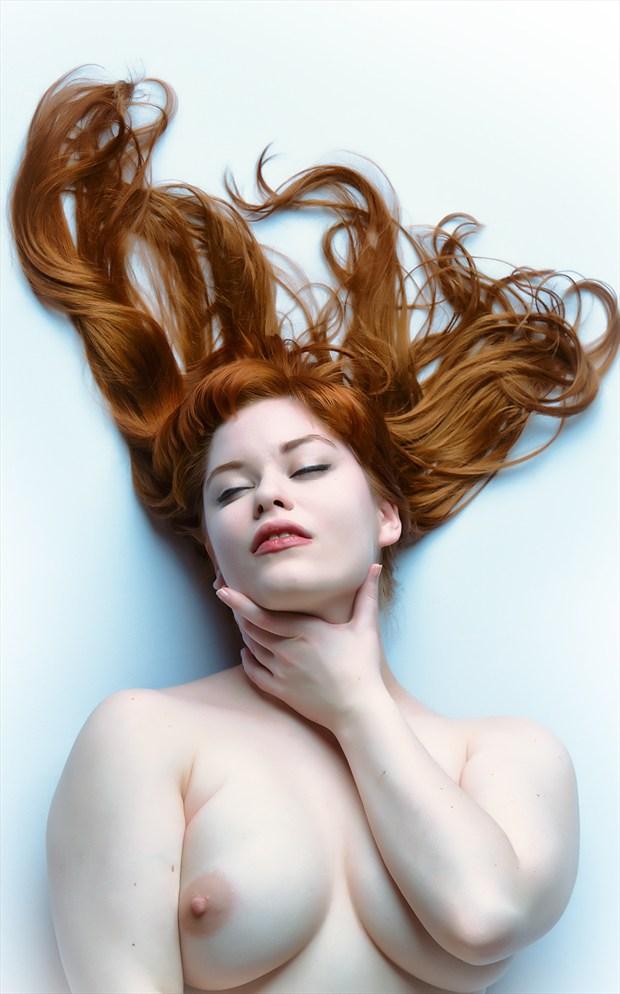 by Daniel LaHaie Artistic Nude Photo by Model Sierra McKenzie