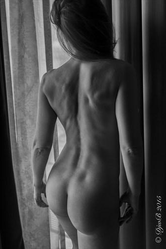 by DjwB August 2015 Artistic Nude Photo by Model Wonderhussy
