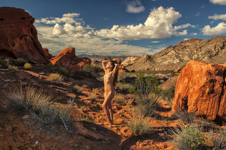 by G Hansen Artistic Nude Photo by Model Wonderhussy